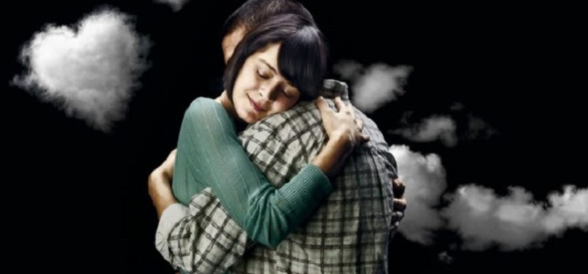 Hug loved ones in time of sorrow