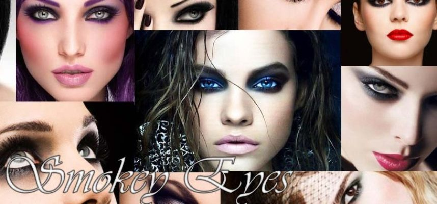 Smokey-Eyes-makeup