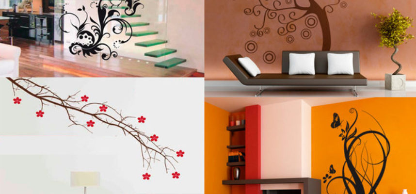 Stylize home walls