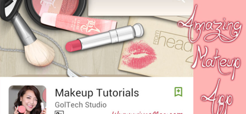Makeup Tutorials app