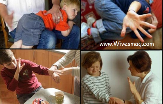 beating spoil your child personality
