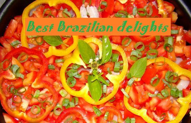 Brazilian best cuisines