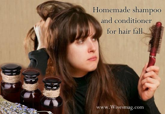 effective Homemade shampoo