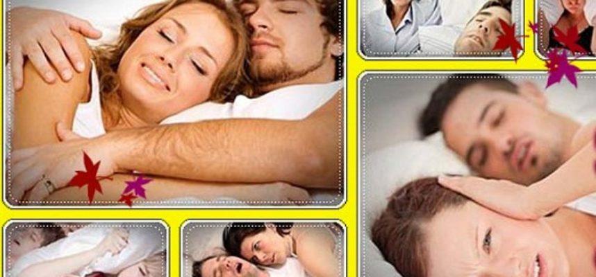 Snoring of partner