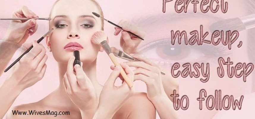 Get a perfect look using makeup