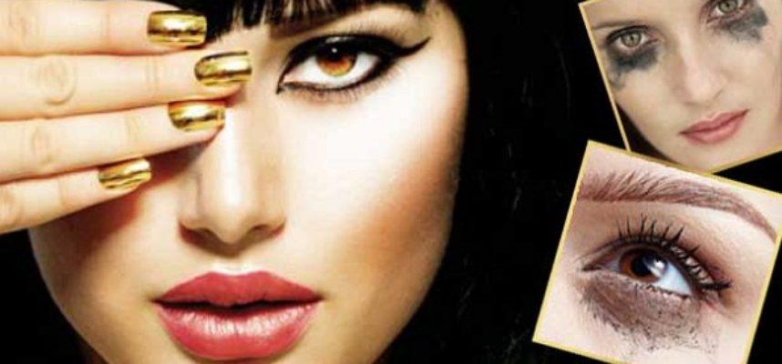 prevent eyeliner from smudging