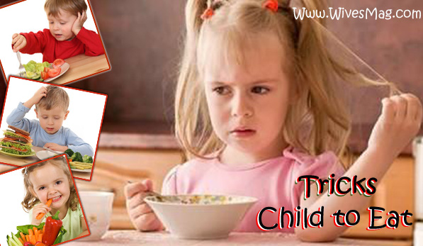 Child to eat