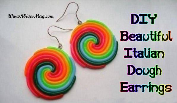 DIY beautiful Earrings (Header)