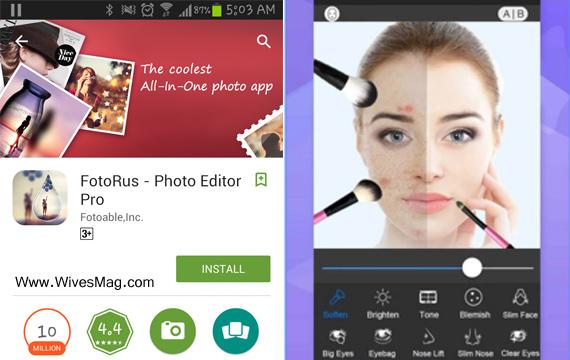 FotoRus-Photo Editor Pro