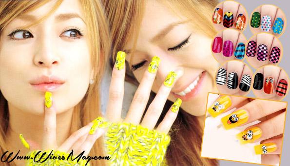 nail art design (header)
