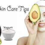 Natural Skin Care Tips With Avocado Face Mask Preparation Guide