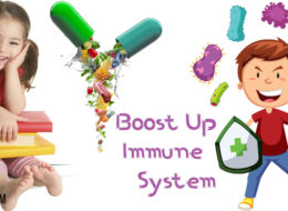 Boost up immune system