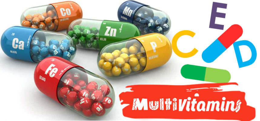 Multivitamin and Supplements