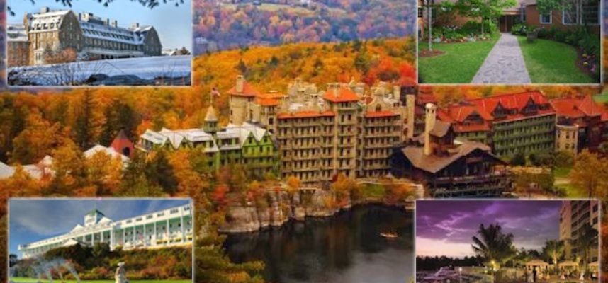 5 resorts to visit in USA