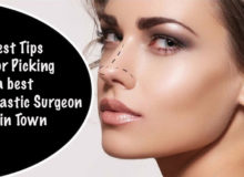 picking a good plastic surgeon