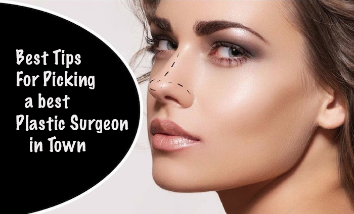 picking a good plastic surgeon